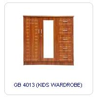 GB 4013 (KIDS WARDROBE)